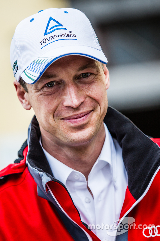 #4 Phoenix Racing, Audi R8 LMS: Frank Stippler
