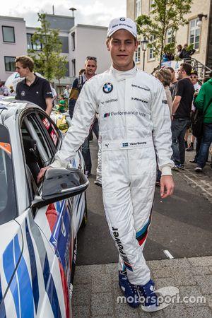 #235 Walkenhorst Motorsport BMW M235i Racing: Victor Bouveng