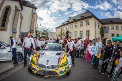 #26 Marc VDS Racing BMW Z4 GT3