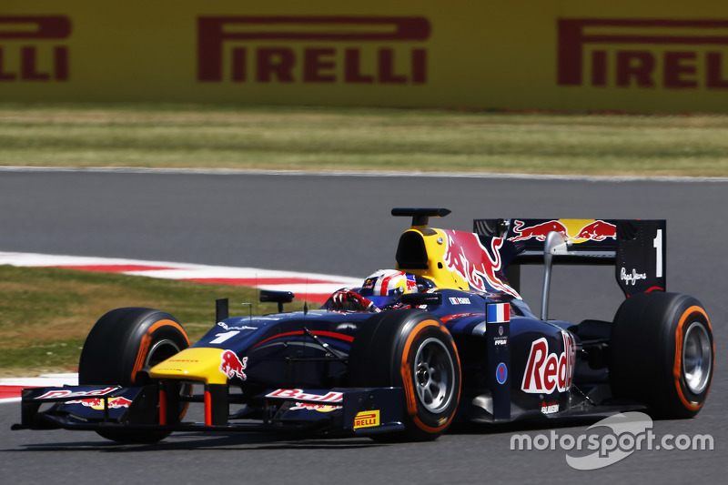 Pierre Gasly (2015, 2017)