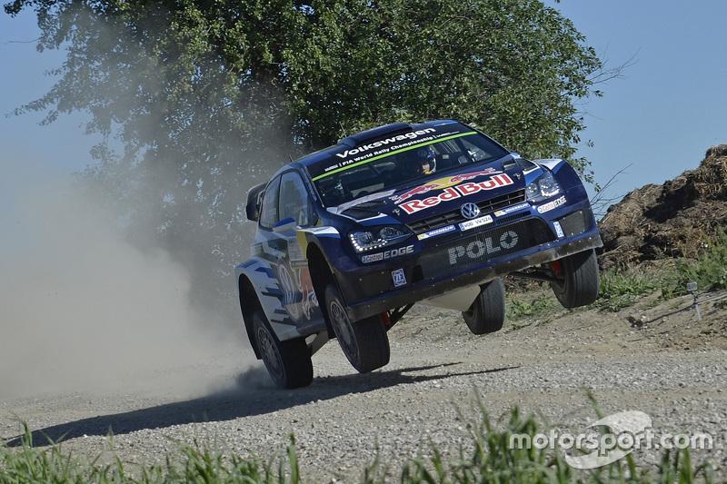 #17 Rallye de Pologne 2015 : 121,41 km/h