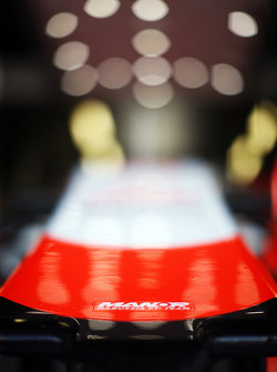 Manor F1 Team neus