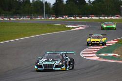 #1 Belgian Audi Club Team WRT Audi R8 LMS Ultra: Laurens Vanthoor, Robin Frijns