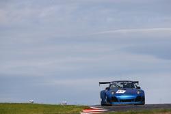 #54 Attempto Racing, Porsche 997 GT3R: Ivan Samarin, Sergii Chukanov