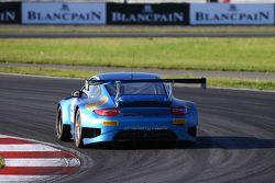 #54 Attempto Racing Porsche 997 GT3R : Ivan Samarin, Sergii Chukanov