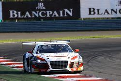 #6 Phoenix Racing Audi R8 LMS: Ники Майр-Мельнхоф, Маркус Винкельхок