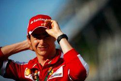 Esteban Gutiérrez, Ferrari Piloto de pruebas y de reserva