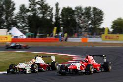 Alex Palou, Campos Racing et Kevin Ceccon, Arden International