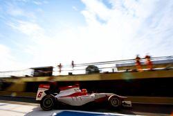 Esteban Ocon, ART Grand Prix