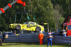 #70 GT Russian Team Mercedes SLS AMG GT3: Алексей Карачёв, Кристоф Бушю
