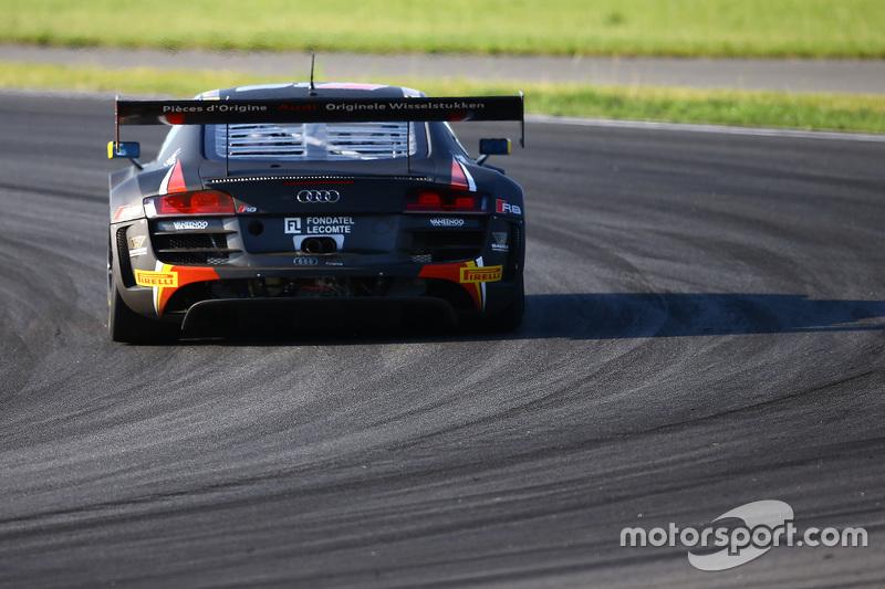 #2 Belgian Belgian Audi Club Team WRT, Audi R8 LMS: Enzo Ide, Christopher Mies