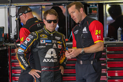 Jeff Gordon, Hendrick Motorsports Chevrolet and crew chief Alan Gustafson