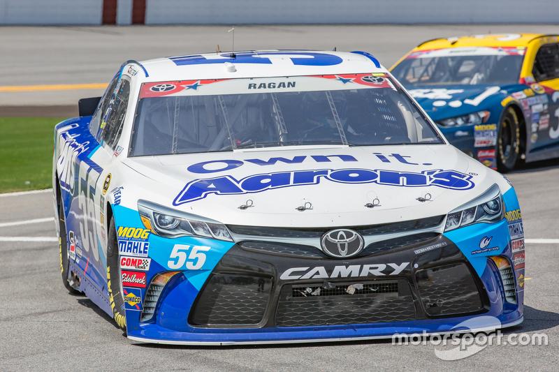 David Ragan, Michael Waltrip Racing Toyota