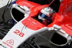 Will Stevens, Manor F1 Takımı