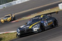 #16 HWA AG, Mercedes AMG GT3: Bernd Schneider, Thomas Jäger, Jan Seyffarth
