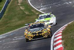#36 Walkenhorst Motorsport BMW Z4 GT3: Felipe Laser, Michaela Cerruti, Felipe Laser