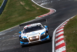 #5 Phoenix Racing, Audi R8 LMS: Ferdinand Stuck, Christian Mamerow