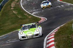 #92 Team Manthey, Porsche 911 GT3 Cup: Richard Lietz, Michael Christensen, Christoph Breuer