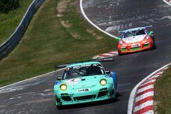 #4 Falken Motorsports Porsche 911 GT3 R: Александр Императори, Питер Дамбрек