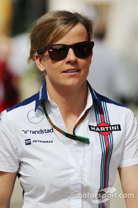 Formule 1 met Williams