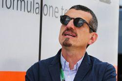 Gunther Steiner, Haas F1, Team Principal
