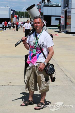 Anthony Rew, fotógrafo