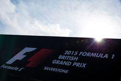 British Grand Prix logo