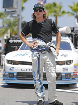 Brennan Poole, HScott Motorsports con Chip Ganassi
