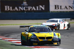 #77 BMW Sports Trophy Team Brasil BMW Z4: Valdeno Brito, Atila Abreu