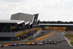 Ralph Boschung, Jenzer Motorsport devant Pal Varhaug, Jenzer Motorsport