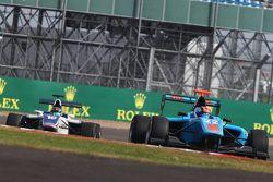 Ralph Boschung, Jenzer Motorsport et Adderly Fong, Koiranen GP