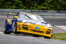 #69 Sex Bomb Porsche 997 GT3 Cup: Wolfgang Destrée, Kersten Jodexnis, Edgar Salewsky, Robin Chrzanow