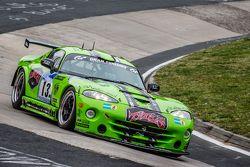 #13 Chrysler Viper: Titus Dittmann, Bernd Albrecht, Michael Lachmayer, Reinhard Schall