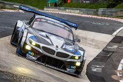 #18 Walkenhorst Motorsport BMW Z4 GT3: Henry Walkenhorst, Ralf Oeverhaus, Christian Bollrath, Stefan Aust