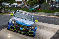 #303 Team Scheid-Honert Motorsport BMW M235i Racing: Michael Schrey, Max Partl, Uwe Ebertz, Jörg Wei