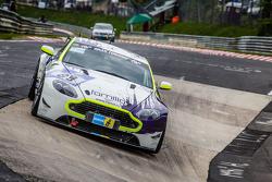 #89 Rent2Drive Racing Aston Martin Vantage V8 GT4: Dmitriy Lukovnikov, Axel Jahn, Michael Heimrich,