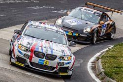 #235 Walkenhorst Motorsport, BMW M235i Racing: Bernd Ostmann, Christian Gebhardt, Victor Bouveng, Ha