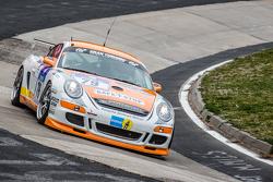 #79 Prosport Performance, Porsche Cayman R: Klaus Bauer, Richard Gartner, Moritz Kranz, Andreas Patz