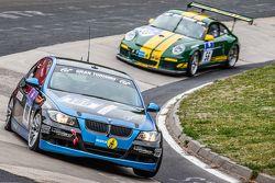 #189 BMW 325i: Kornelius Hoffmann, Friedrich Obermeier, Rolf Derscheid, Jens Dahl
