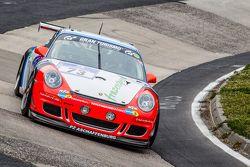 #73 Teichmann Racing, Porsche 997 GT3 Cup: Torleif Nytroeen, Morten Skyer, Antti Buri, Kari-Pekka La