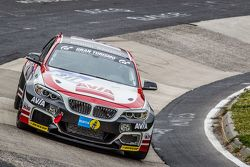#311 Mathol Racing, BMW M235i Racing: Sebastian Schäfer, Rüdiger Schicht