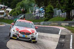 #307 Bonk Motorsport BMW M235i Racing: Mario Merten, Alexander Mies, Jens Moetefindt, Emin Akata