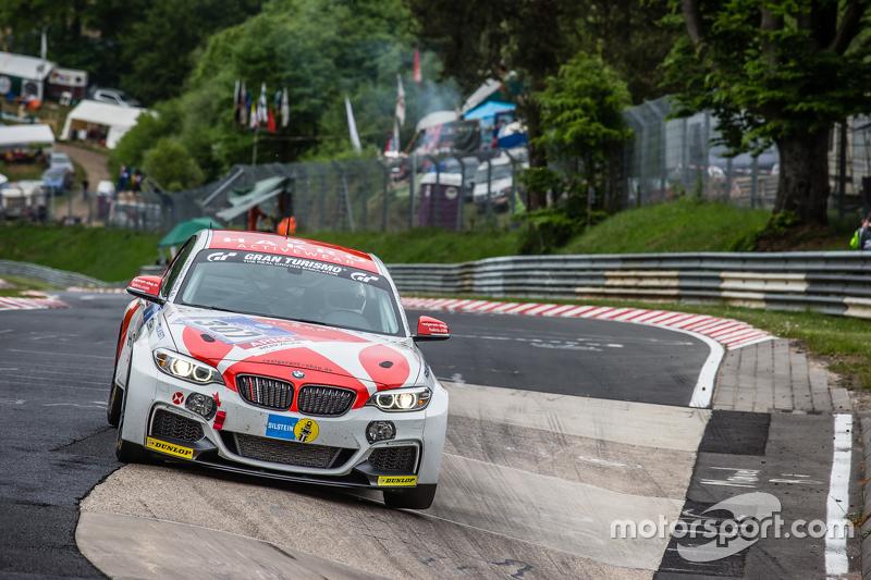 #307 Bonk Motorsport, BMW M235i Racing: Mario Merten, Alexander Mies, Jens Moetefindt, Emin Akata