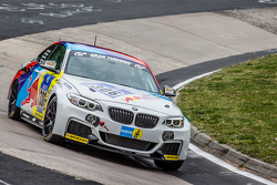 #306 Bonk Motorsport, BMW M235i Racing: Michael Bonk, Kiki Sak Nana, Alexander Mies, Andreas Möntmann