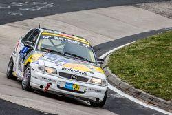 #147 MSC Adenau e.V. im ADAC Opel Astra Gsi: Tobias Jung, Jessica Schüngel, Ulrich Schüngel, Jörg Mo