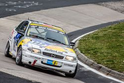 #147 MSC Adenau e.V. im ADAC, Opel Astra Gsi: Tobias Jung, Jessica Schüngel, Ulrich Schüngel, Jörg Morth