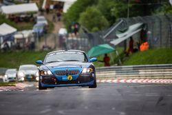 #181 BMW Z4: Ruben Salerno, Jorgé Cersosimo, Henry Martin, Alexjandro Chawan