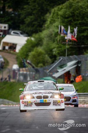 #78 BMW M3 E46 : Juan Angel Cusano, Stefano Cambria, Sergio Yazbik, Jose Balbiani