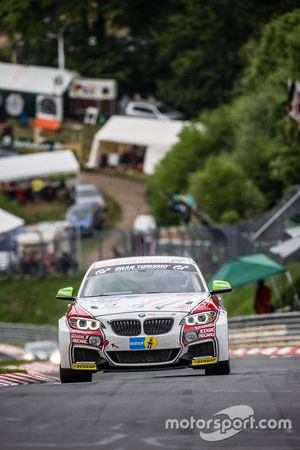 #301 Sorg Rennsport BMW M235i Racing : Friedhelm Mihm, Heiko Eichenberg, Kevin Warum, Torsten Kratz