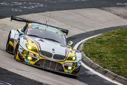 #26 Marc VDS Racing BMW Z4 GT3 : Augusto Farfus, Jörg Müller, Nicky Catsburg, Dirk Adorf